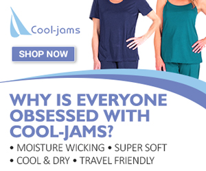 Get Better Sleep Tonight With Cool-jams Wicking Sleepwear