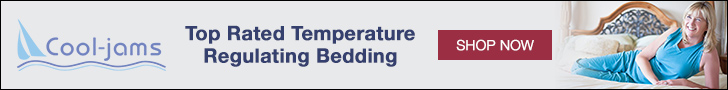 Cool-jams Temperature Regulating Bedding for Better Sleep
