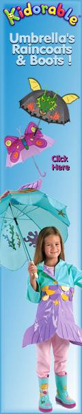 Kidorable Raincoats