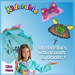 Kidorable Raincoats