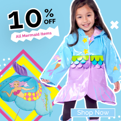 Get 10% Off All Mermaid Items