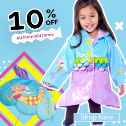 Get 10% Off All Mermaid Items