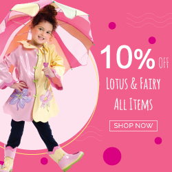 Get 10% Off All Lotus & Fairy Items