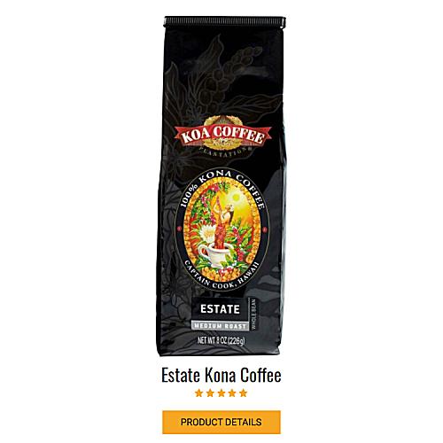Estate Kona Coffee