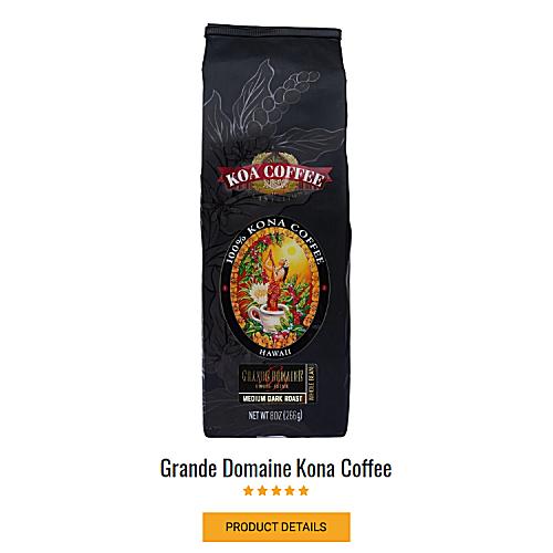 Grande Domain Kona Coffee