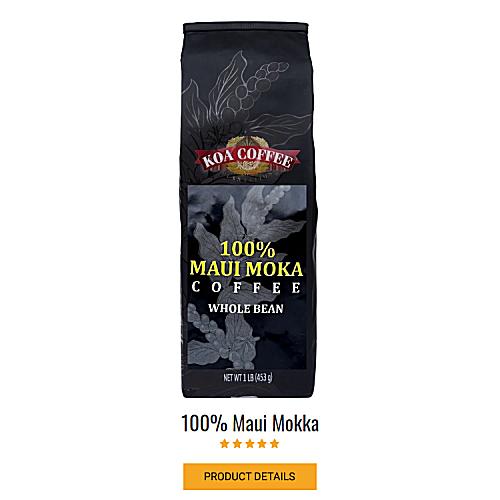 Maui Mokka Coffee