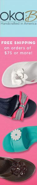 OKA b. Spring Flip Flops, Sandals and Slides!