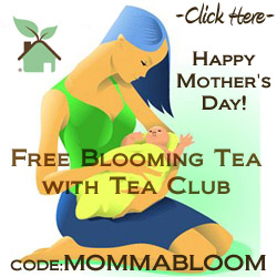 Free Blooming Tea