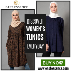 Islamic Tunics for Women