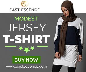 Modest Jersey T-shirt