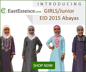 Girls/Junior Abayas