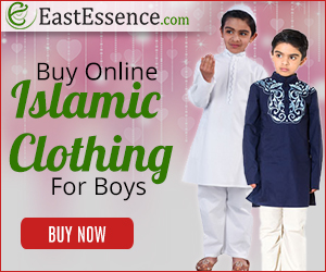 Islamic Clothing For Boys