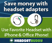 PC, Smartphone and Office Phone Headset Adapters