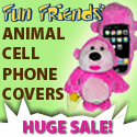 Fun Friends Cell Phone Covers