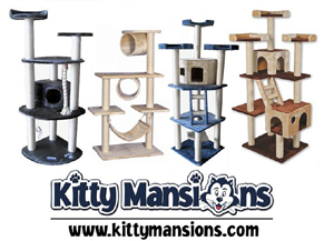Kitty Mansions Cat Furniture