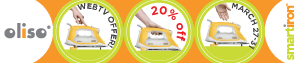 Power Sewing Partners Weekend 20% Off
