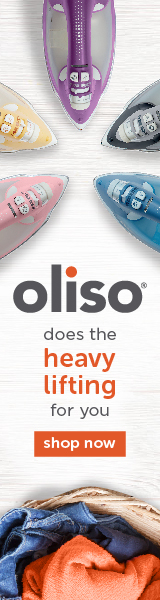 Oliso Smart Iron