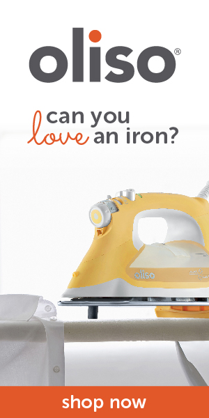 Oliso Smart Iron