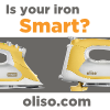 Is your iron Smart? Visit www.oliso.com.