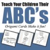 ABC Coloring Flash Cards