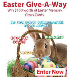 Easter Give A Way