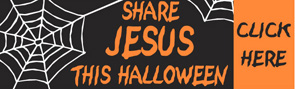 share jesus this halloween picture