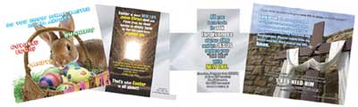 Easter Bible Tracts for Kids