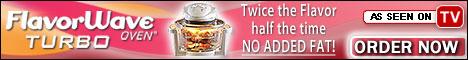 Flavorwave Turbo Oven Mr T