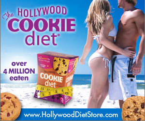 Hollywood Cookie Diet® - Buy 5, Get 2 FREE Plus FREE Shipping