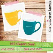 inspiring mugs