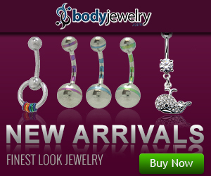 New Arrivals in BodyJewelry