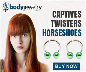 Captives / Circulars / Twister Rings