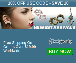 Bodyjewelry Coupon Codes