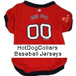 MLB Jerseys for Dogs