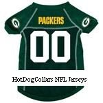 NFL Jerseys for Dogs