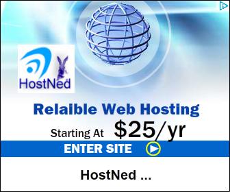 HostNed.com is Reliable Web Hosting