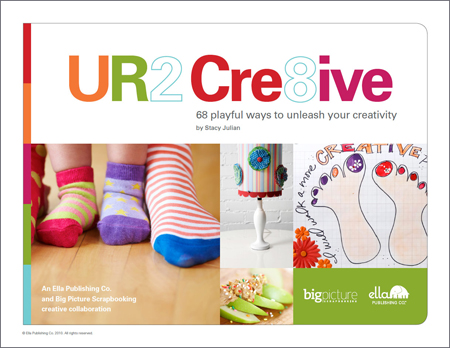 UR2 Cre8ive: 68 playful ways to unleash your creativity