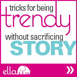 New eBook! Scrap Chic: Tricks for being trendy without sacrificing story.