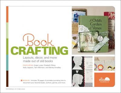 Book Crafting: 43 things to do with old books, from layouts to decor and more