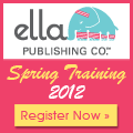 Spring Training live video training event with Ella Publishing Co.