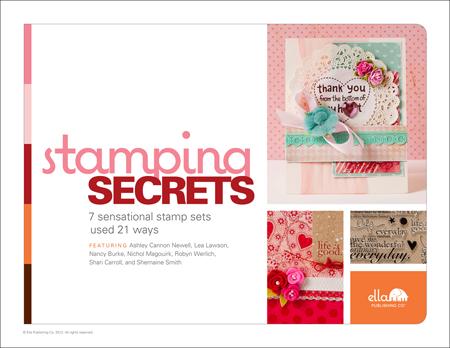 Stamping Secrets eBook from Ella Publishing