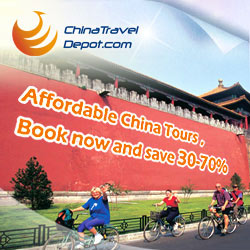 Affordable China Tours package, Book now and save 30-70%-ChinaTravelDepot.com