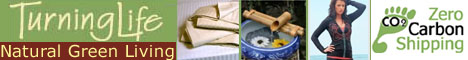 TurningLife.com - Great Products for Natural Green Living