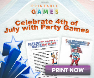 4th of July Games Pack
