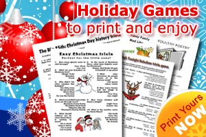 A Fun Christmas Party Activity.. Play Holiday Hold'Em