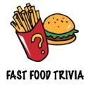 Fast Food Trivia printable party game