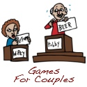 Couples Party Games: Christmas Newly wed Questions