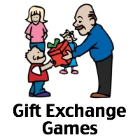 Family Christmas Games: Gift Exchange and more