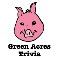 Green Acres trivia: classic TV trivia questions and answers game