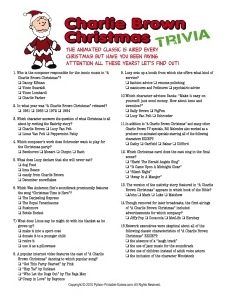 photo about Christmas Trivia Game Printable known as Printable Xmas and Refreshing Calendar year Social gathering Online games Store